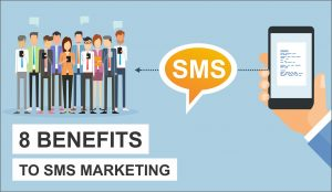 8 Benefits to SMS Messaging / Marketing